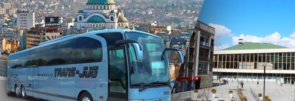 Međugradska linija Beograd – Čačak – Beograd