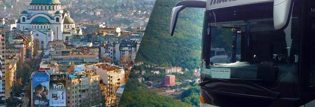 Međugradska linija Beograd – Resavica – Beograd