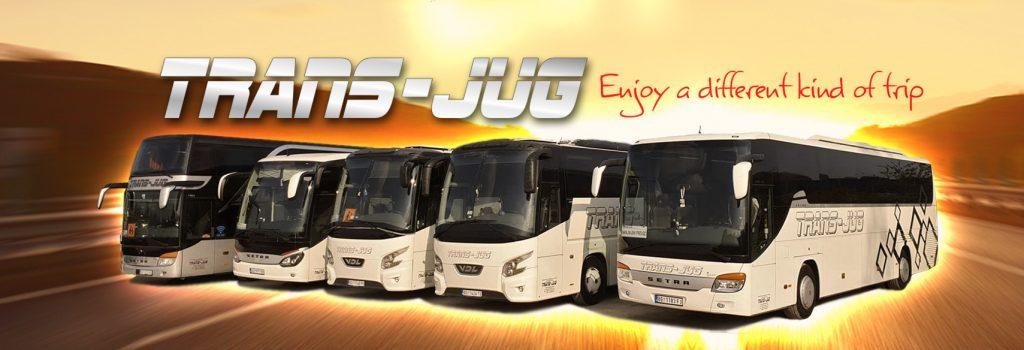 Redovna međunarodna autobuska linija Pančevo – Herceg Novi